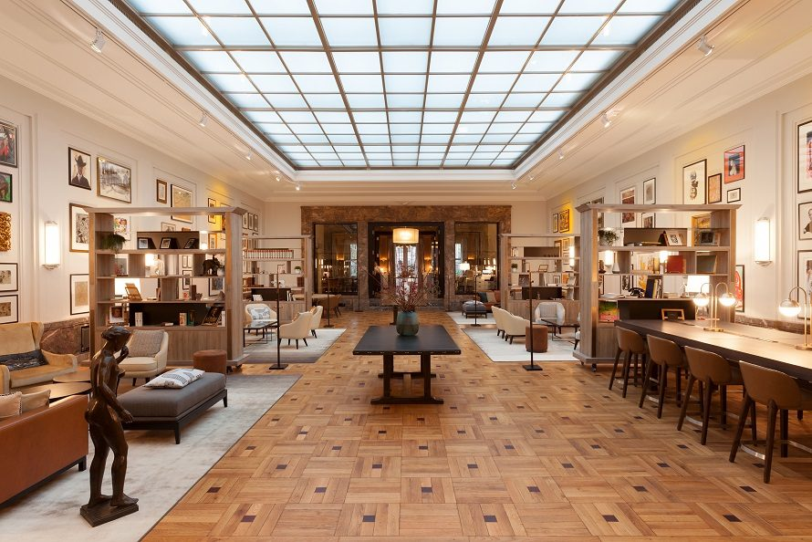 Project name hotel elephant weimar autograph collection for Design hotel elephant