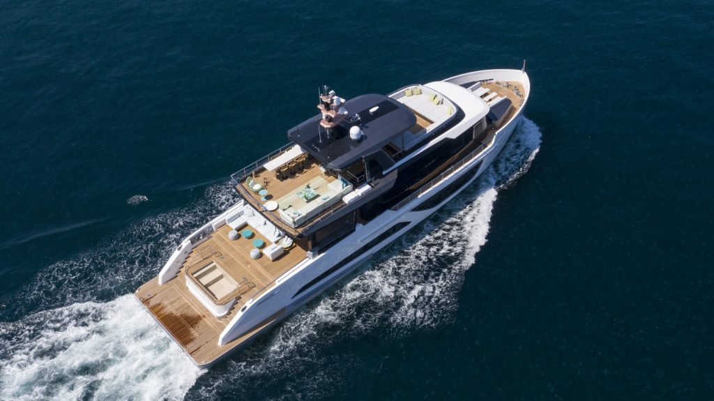 Alpha Custom Yachts